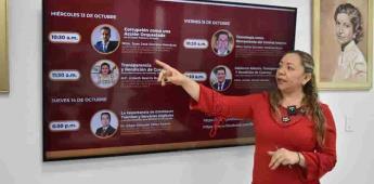 Secretaría de Honestidad dio inicio a la 5ta jornada contra la corrupción en BC