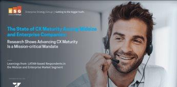 Estudio de Zendesk muestra que la madurez en Experiencia del Cliente beneficia los ingresos de los negocios