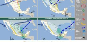 Exhorta Protección Civil a tomar medidas preventivas por cambios bruscos de temperaturas