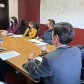 Busca Secretaría de Bienestar estrategias para resolver situación humanitaria en El Chaparral