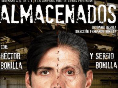 El actor Héctor Bonilla llega al centro de las artes con la almacenados.