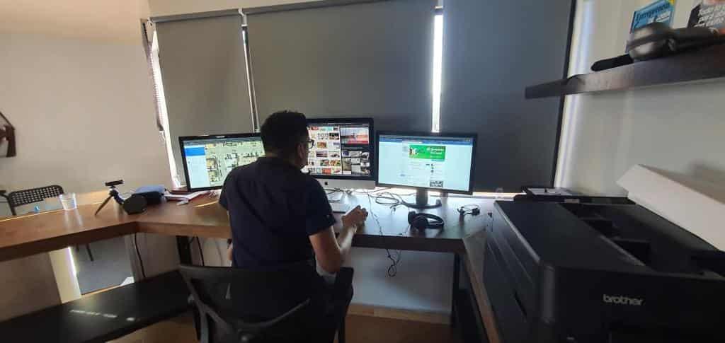 Aumenta demanda de servicios de internet durante pandemia
