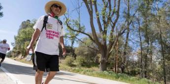 Caminata 150 millas en 7 días por la salud de nuestra comunidad!