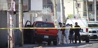 Asesinan a conductor al salir de una privada