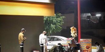 Les disparan a vendedores de tamales en colonia Florita Cuarta Sección.