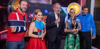 Alejandro Ávila sale de Las estrellas bailan en HOY