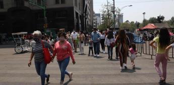 Ciudad de México pasa a semáforo epidemiológico verde.