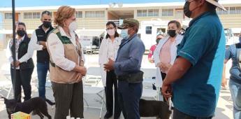 Lleva IMSS Baja California Feria de la Salud a la comunidad rural del Valle de San Quintín