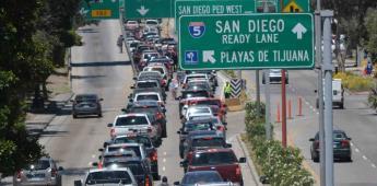 Preven que se desborde el tráfico al reabrir la frontera