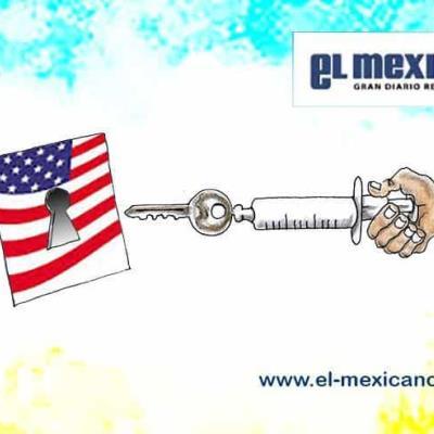 EE. UU. Abre sus puertas para mexicanos vacunados