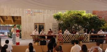 Inauguran la 41 Feria Internacional del Libro de Oaxaca