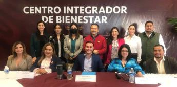 Trabajará DIF Municipal en conjunto con la Comisión de la Familia