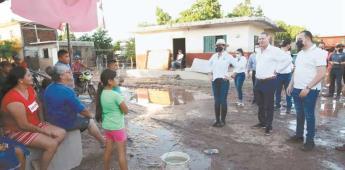Tras paso de Pamela, arranca recuento de daños en Nayarit