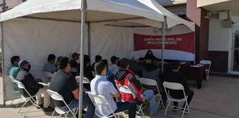 Apoya Gobierno de Ensenada a jóvenes de San Quintín con el trámite de su precartilla del SMN