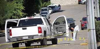Policía de inteligencia es atacado al salir de su domicilio