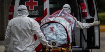 México reporta mil 993 contagios y 60 muertes por Covid