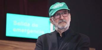 Su humor de ogro y el cine como cura: un retrato de Felipe Cazals