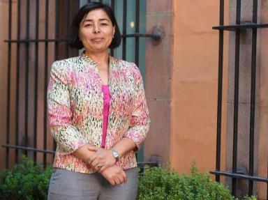 La mexicana Diana Lorena Rubio es nominada entre las 10 mejores maestras del mundo