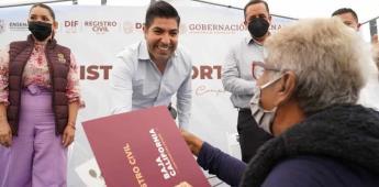 """Por concluir la campaña """"BC te da la llave"""" impulsada por el Registro Civil"""