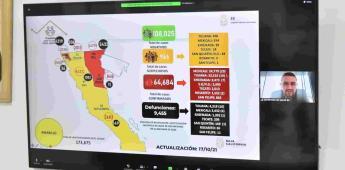 Realiza Baja California más pruebas COVID, la mayoría de los casos confirmados son leves