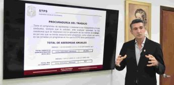 Se instala y sesiona la Junta de Gobierno del Centro de Conciliación Laboral de Baja California