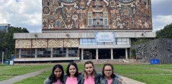 Niñas de México ganan medallas en olimpiada de matemáticas