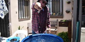 """Más de 45 mil litros de agua se distribuirán con """"Agua para Todos"""""""