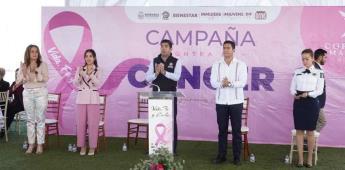 Apoya Gobierno de Ensenada con tratamientos a mujeres que padecen cáncer de mama