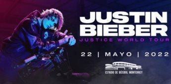 Justin Bieber llegará a México en 2022
