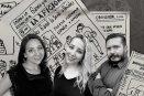 La compañía Idiotas Teatro lleva a escena: A golpe de calcetín, del cuentista mexicano Francisco Hinojosa