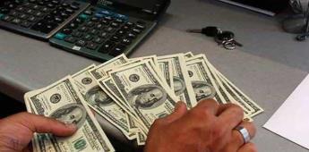Dólar cierra en 20.76 pesos, su menor precio en 3 semanas