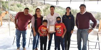 Arranca Gobierno de Ensenada obra de red de agua potable en colonia 4 Milpas