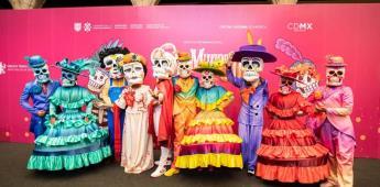 El Desfile Internacional Día de Muertos, Celebrando la vida contará con Kalimba, Yahir, María León y Laura León.