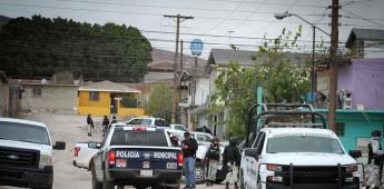 Asesinan a hombre de 65 a 70 años de edad con arma de fuego en colonia colas del matamoros.