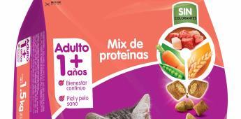 WHISKAS® presenta dos nuevas variedades de producto: WHISKAS® para gatos esterilizados y WHISKAS® Mix de Proteínas