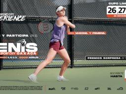 ¿Te gustaría participar en un torneo de Tenis? Sport City lo hace posible