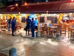 Enfrentamiento en restaurante de Tulum deja 3 turistas muertos y 2  más heridos